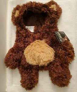 Brown Teddy Bear Dog Costume, Boutique, Size Medium, New With Tags