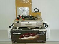 Panasonic NV-DV10000 High-End Hi8-Videorecorder OVP w.NEU, FB&BDA, 2J. Garantie