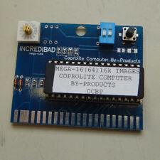 Coprolite Mega-16 Cartridge Commodore 64 128 w/27C801 Eprom For 64 16k programs