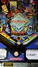 Stern Monopoly Pinball Mod