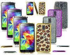 Carcasas metálicas Para Samsung Galaxy S5 para teléfonos móviles y PDAs