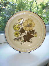 Poole Sherwood Dessert Plate 18 cm Vintage British