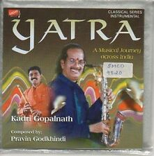 (878Y) Yatra, A Musical Journey Across India - CD Album