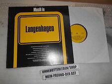 LP VA Musik in Langenhagen - Blasorchester L'hagen ..(8 Song) PRIVAT PRESS