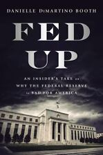 FED UP - BOOTH, DANIELLE DIMARTINO - NEW HARDCOVER BOOK