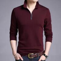Camisa de hombre Camisas casuales de manga larga Camiseta de moda Ropa hombres