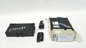 Electronic Control Module ECM With Switch Key Cluster OEM 2013 Subaru BR-Z