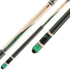 McDermott Star Pool Cue Stick - SP7 - Green Pearl - 18 19 20 21 oz W/ FREE CASE