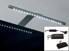 2er Set LED Schrankleuchte Abella Kaltweiß Aufbauleuchte Möbelleuchte Leuchten