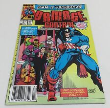 Damage Control Vol. 2 No. 1 December 1989 Near Mint Condition Marvel