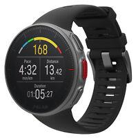 Polar Vantage V Multi Sport GPS Watch (Black, White, Orange) Heart Rate Monitor