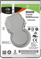 """(NEW) SEAGATE 500GB SOLID STATE HYBIRD SSD 2.5"""" SATA LAPTOP PC HARD DRIVE"""