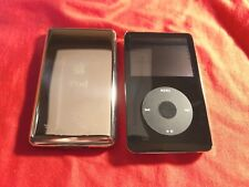 Apple iPod Classic 5th Gen Black 30GB MA146LL/A AAC WAV MP3 Video Player