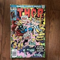 The Mighty Thor #254 (Dec 1976, Marvel)
