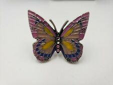Lucky Brand Butterfly Ring I10