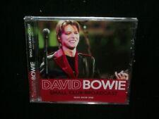 David Bowie - Small Club Broadcast CD SEALED '99 Paris