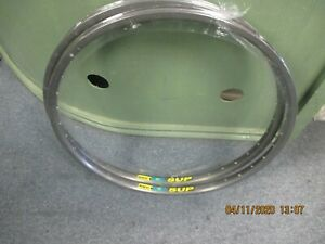 Vintage Mavic 121 SUP CD 26 inch 36h clincher mtb rims pair NOS