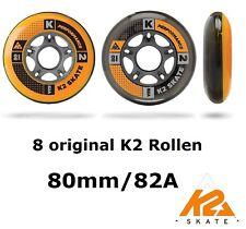 K2 INLINER SKATER FORMULA SKATE Fitness Allround ROLLEN 8x 80mm/82A (2x 3053003)