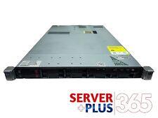 HP DL360p G8, 2x 3.3GHz E5-2667v2 8-Core, 128GB RAM, 2x HP 600GB SAS