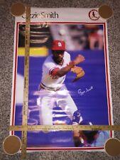 Vintage Sports Illustrated Ozzie Smith Poster St. Louis Cardinals Original Wrap