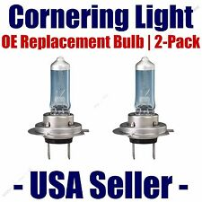 Cornering Light Bulbs SOLUX Upgrade 2pk - Fits Listed Audi Vehicles -  H755CVSU2