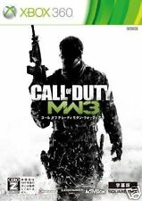 Used Xbox 360 Call of Duty: Modern 3 MICROSOFT JAPAN JP JAPANESE JAPONAIS IMPORT