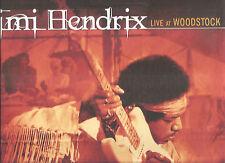 "JIMI HENDRIX ""Live At Woodstock"" CLASSIC RECORDS COLORED VINYL 3LP + 7"" BOX"