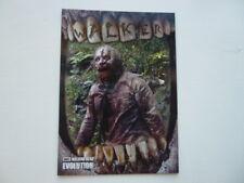 The Walking Dead Evolution Walker Chase Card WA-8 The Deer Hunter