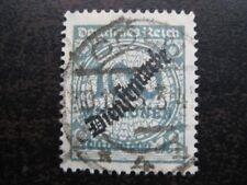 DEUTSCHES REICH Mi. #82 scarce used stamp! CV $240.00