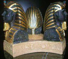 Latex Craft Mould Egyptian Tutankhamun Tea Light Holder Art & Crafts Hobby
