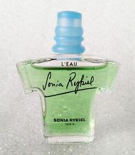 RARE Mini Eau Perfume ✿ L´EAU de SONIA RYKIEL ✿ Miniatur Eau Parfum PARIS 7,5ml