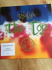 THE CURE The Top Vinyl LP 2016 (10 Tracks) NEW & SEALED + Download Voucher