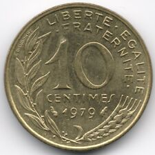 France : 10 Centimes 1979