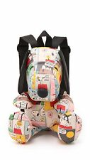 LeSportsac Peanuts X Backpack Snoopy Patchwork Limited Edition Snoopy Shaped