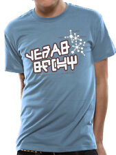 Guardians of the Galaxy 2 Yeah Baby Starlord Groot Official Skyblue Men T-shirt