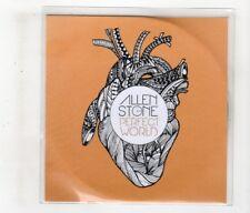(IH447) Allen Stone, Perfect World - new not sealed DJ CD