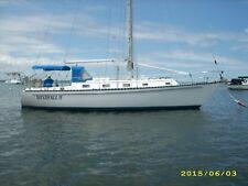 1979 37' Hunter Cherubini sailboat