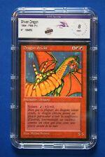 MRM FRENCH Dragon shivân - Shivan Dragon NM+ Grade 8 MTG Magic FBB