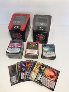 Chaotic Cards Lot Of 295 - Includes 1 Ultra Rare, 11 Super Rare, 58 Rare, 2 Tins