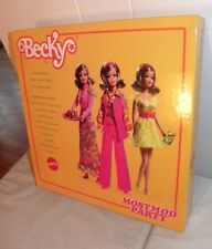 NEW! NRFB! 2008 GOLD LABEL MOST MOD PARTY BECKY BARBIE