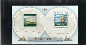 CANADA - AUSTRAILIA 1999 MNH SS MARCO POLO SC 1778A