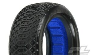 Pro-Line Electron 2.2 Front 4WD Buggy Tires MC (Clay) (2)