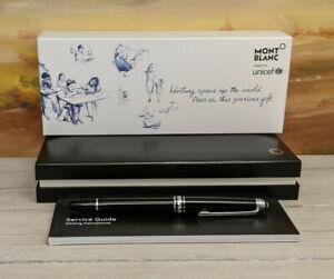 MONTBLANC Meisterstuck UNICEF Resin Classique Rollerball Pen 116076, MINT!