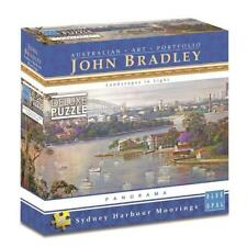 Blue Opal Bradley Sydney Harbour Moorings 500pc BL01990