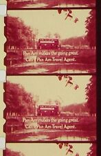 PAN AM MAKES THE GOING GRATE COMMERCIAL 16MM FILM MOVIE ON REEL H37P