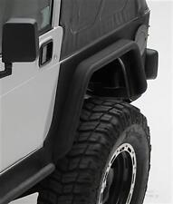"Smittybilt XRC Rear 3"" Fender Flares Black Textured for 76-86 Jeep CJ7"