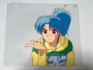 Yu Yu Hakusho Anime Cel Production Art Anime Botan