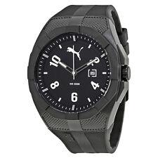 Puma Iconic  Sports Black Dial Mens Watch PU103501009U