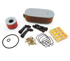 Tune Up Kit - Air Oil Filter Plugs Carb Kits 79-82 Honda CB750C CB750K CB750L