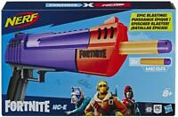 Nerf Fortnite HC-E Nerf Blaster with 3 Darts - Fortnite HCE Nerf Kids Toy Gun